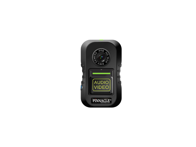 Pinnacle PR6 Body Worn Camera