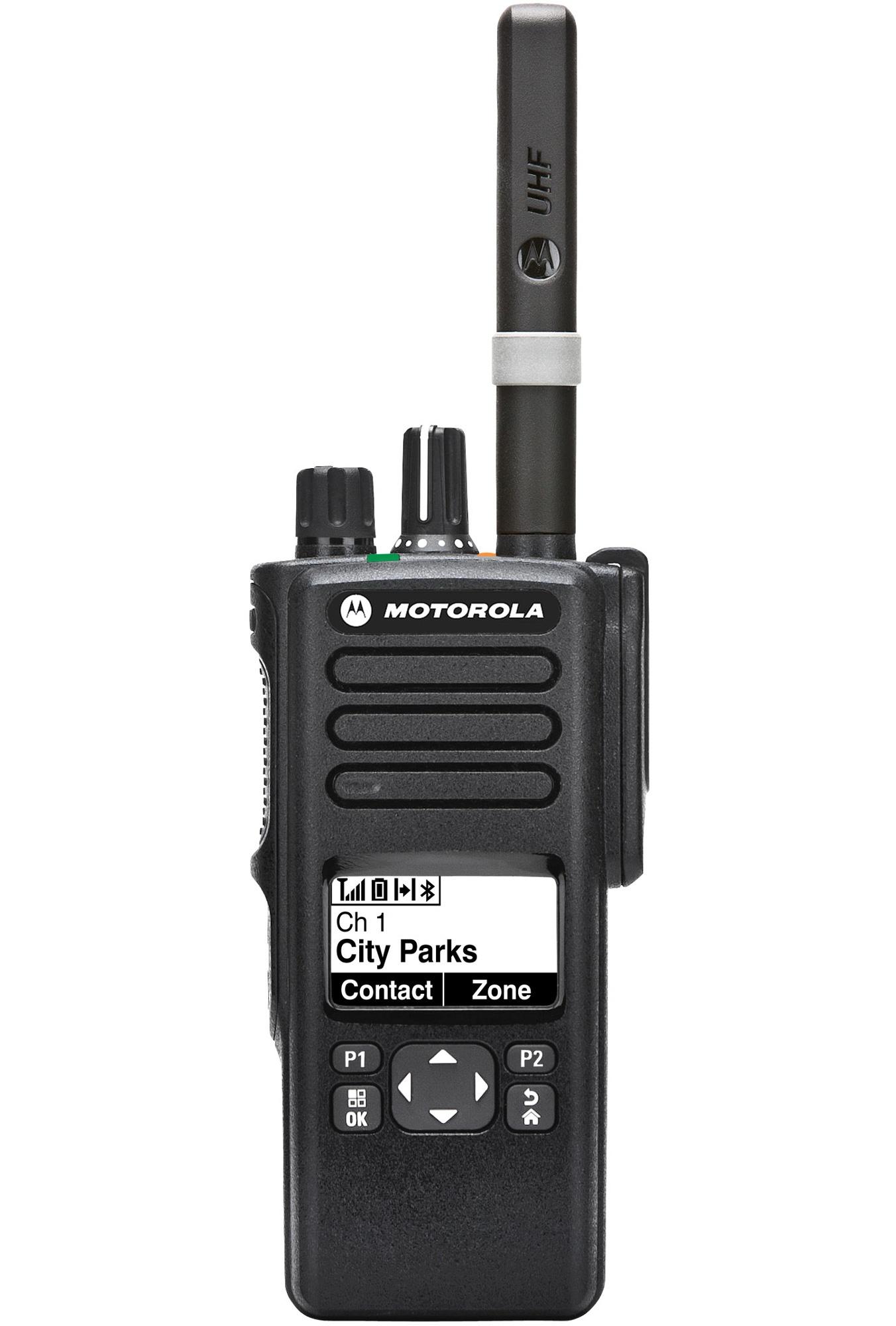 Motorola Walkie Talkie Two Way Radio