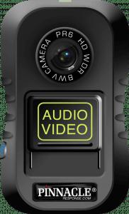 Pinnacle PR6 Body Worn Camera Solutions