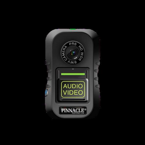 pinnacle pr6 image recording front