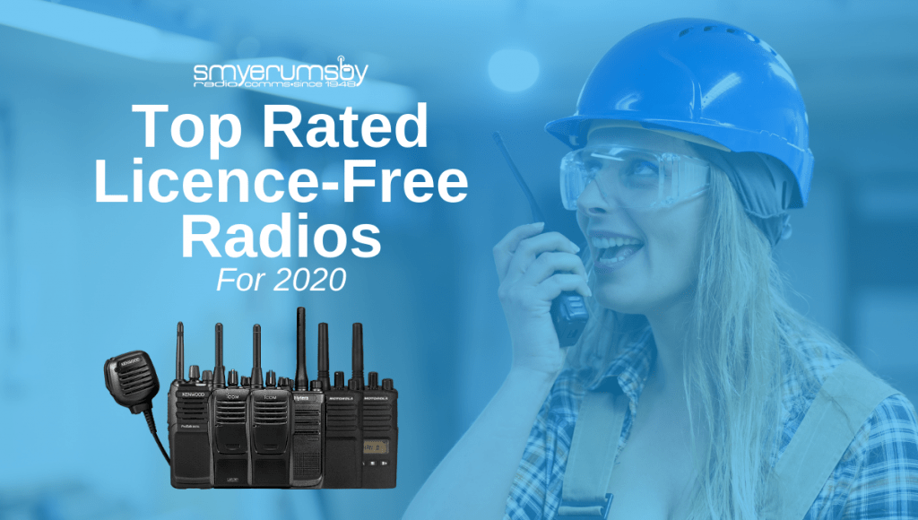 License Free Radios - Best rated list