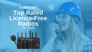 License Free Radios - Best rated list