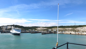 Port of Dover, Port Control