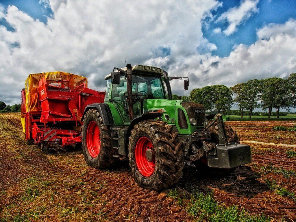 Farming Radio Communications