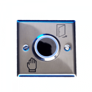 Infrared exit device