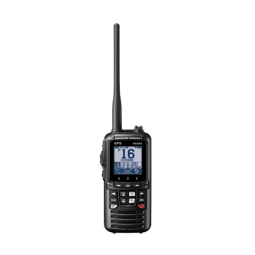 Standard Horizon VHF Radio with GPS Marine