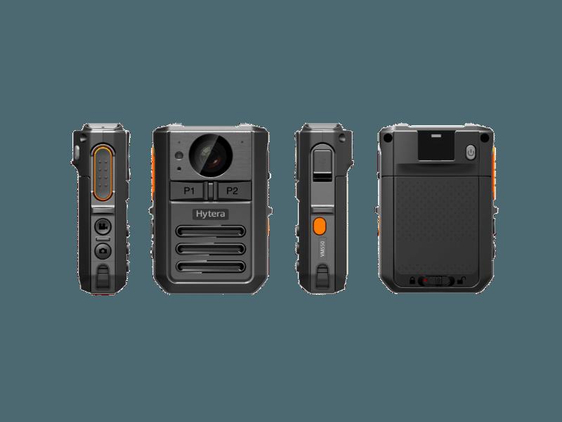 Hytera body worn camera