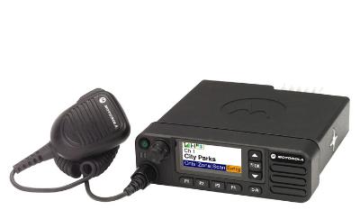 Motorola DM4600E Mobile Radio