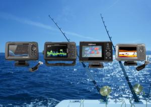 Display of best fishfinders under £400 2021