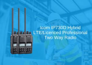 Icom IP730D